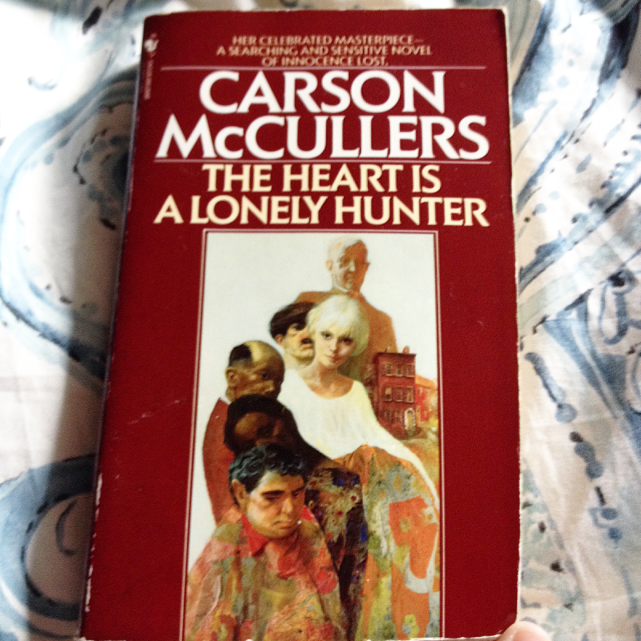 a literary analysis of the jockey by carson mcculler Free summary and analysis of the jockey in carson mccullers's ballad of the sad cafe and other stories that won't make you snore we promise.